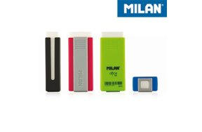 ERASER MILAN 320 WITH PROTECTIVE CASE